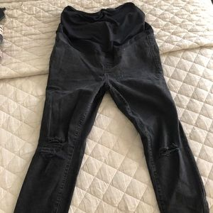 Made well maternity jeans